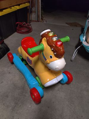 Toy rocking horse for Sale in Concord, CA