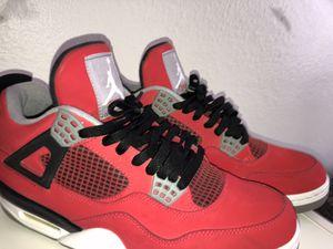"""Jordan 4 """"toro bravo"""" for Sale in Seattle, WA"""
