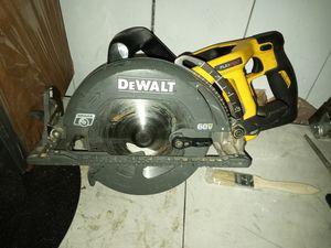 Dewalt Flex Volt Circular Saw for Sale in Lemon Grove, CA