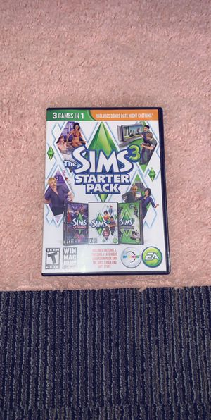 The Sims 3 starter pack for Sale in Columbus, OH