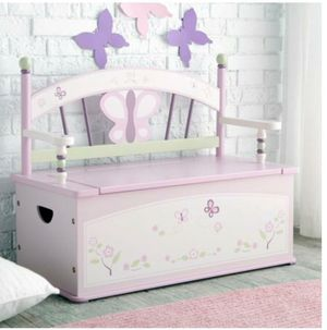 Kids storage bench for Sale in Irving, TX