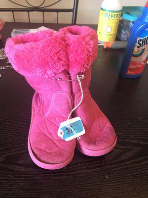 Girls winter boots for Sale in Yukon, OK