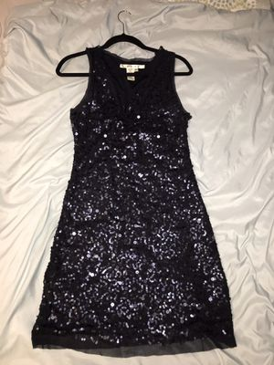Max Studio Blue Sequin Dress for Sale in Chevy Chase, MD