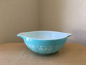Pyrex Cinderella Amish Butter print mixing bowl 4qt. #444 for Sale in Pasadena, CA