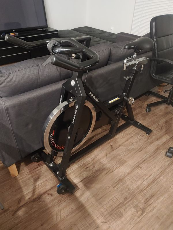 Schwinn spinner pro bike