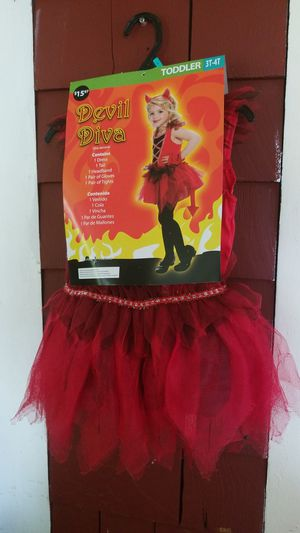 Devil diva costume for Sale in Stoneham, MA