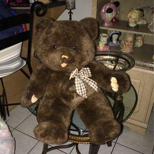 Stuffed teddy bear Neil $15 for Sale in Pasadena, TX