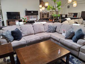 Sectional Sofa, Stone for Sale in Santa Fe Springs, CA