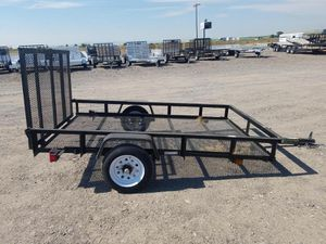 5 × 8 utility trailer for Sale in Houston, TX