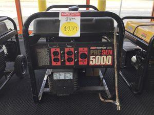 Coleman pro_gen generator for Sale in Kansas City, MO