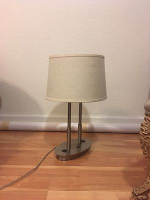 Table lamp for Sale in Hollywood, FL