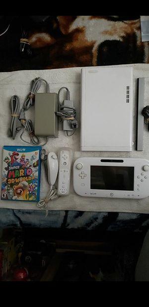 Nintendo Wii U and nintendo wii and sega genesis bundle $350 for Sale in Los Angeles, CA