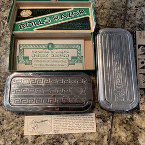 Antique Shaver/ Razors for Sale in Chino Hills, CA