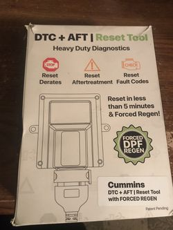 DTC+AFT Reset Tool for Sale in Watsonville,  CA