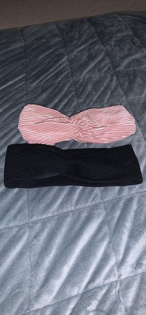 Turban Headbands (satin and matte) for Sale in Ashburn, VA