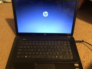 HP 2000 Notebook for Sale in Monroe, WA