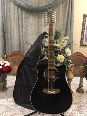 De Rosa 12 string electric acoustic guitar (Requintó ) for Sale in South Gate, CA