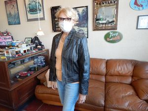Women's leather Harley Davidson coat for Sale in Seattle, WA