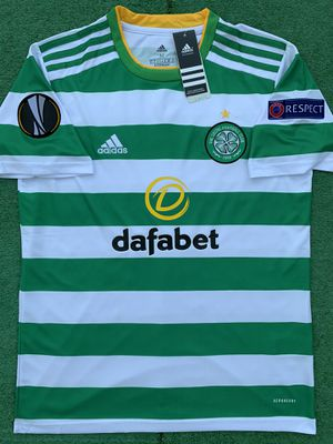 2020/21 Celtic FC soccer jersey M for Sale in Raleigh, NC