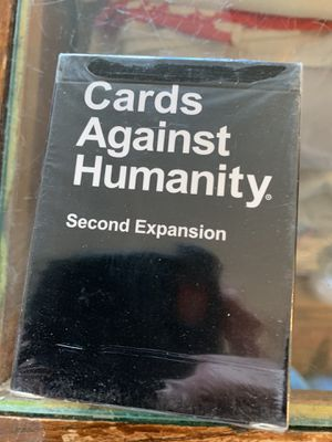 Cards against humanity second expansion for Sale in Saint Paul, MN