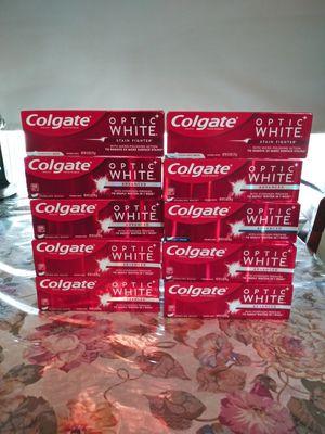 Colgate OPTIC WHITE. for Sale in Winter Haven, FL
