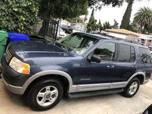 1 Owner 2002 Ford Explorer XLT for Sale in San Diego, CA