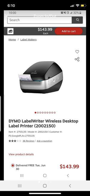 DYMO LABELWRITER for Sale in Savannah, GA