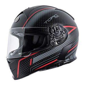 NEw matte black and red dot motorcycle helmet $100 for Sale in Norwalk, CA