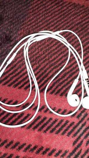 Apple Earphones (REAL) for Sale in San Antonio, TX