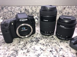 Canon EOS 70D DSLR Camera for Sale in Louisville, CO