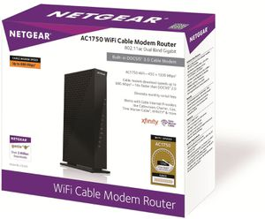 ✩ ✩ ✩ BRAND NEW! NetGear AC1750 WIFI CABLE MODEM ROUTER for Sale in Washington, DC