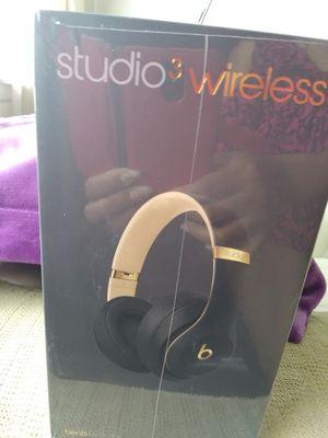 Beats studio3 wireless headphones for Sale in Philadelphia, PA