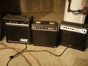 Bass amplifiers - repair or for parts for Sale in St. Louis, MO