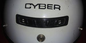 Cyber motorcycle helmet for Sale in Baird, TX