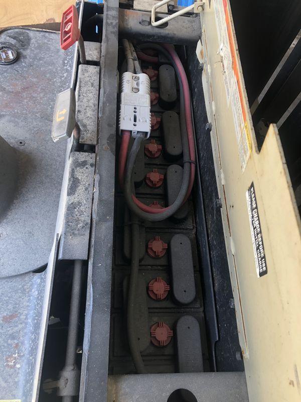 Fork Stacker walkie forklift