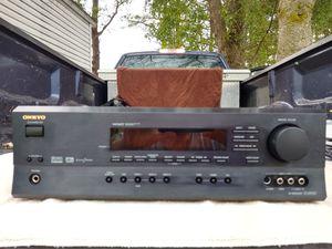 Onkyo TX-SR500 for Sale in Salisbury, MD