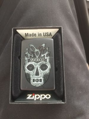 Zippo 218 voodoo mask brand new for Sale in Round Rock, TX