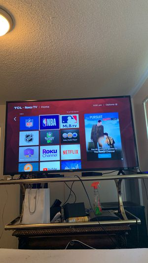 Tv 4K (tcl) for Sale in Beaverton, OR