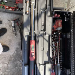 Snap On Digital Angle Torque Wrench for Sale in Hialeah, FL