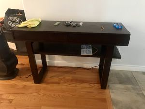 Beautiful Table with Storage Drawers for Sale in Long Beach, CA