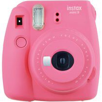 Instax 9 camera pink Mint condition for Sale in Philadelphia, PA