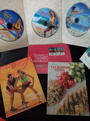 Beachbody Brazil B*** lift 3 DVD set $20 for Sale in Lowell, MA