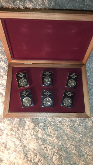 Harley Davidson Limited Edition Engine Series Zippo Set for Sale in Tampa, FL