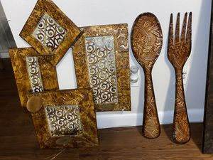 Kitchen Scones, Spoon and Fork for Sale in Miramar, FL