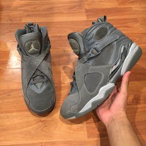 Jordan 8 Cool Grey for Sale in Federal Way, WA