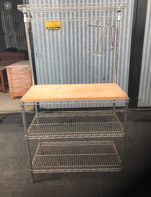 Bakers Rack Cute and Functional for Sale in Clovis, CA