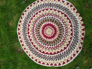 Loop Rug from Pier 1 for Sale in Gig Harbor, WA