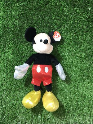 Disney Disneyland Mickey Mouse plush doll brand new for Sale in Lynwood, CA