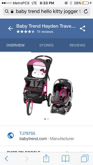 Hello Kitty Stroller for Sale in Orlando, FL