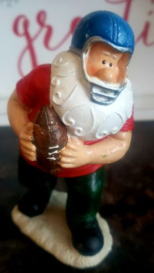 New small Christmas football santa ornament for Sale in Monrovia, CA